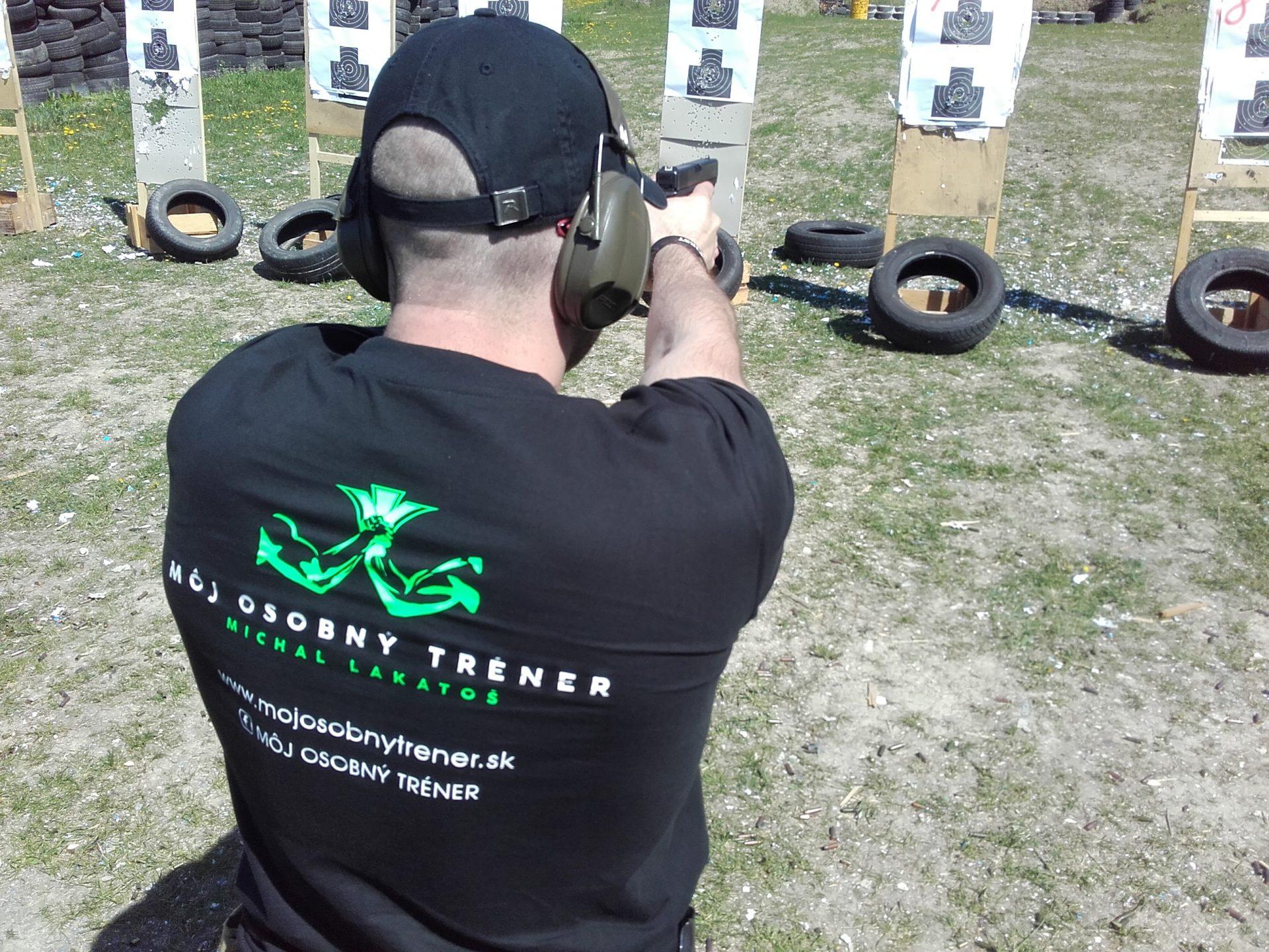 Kurz Pištoľ 1 - TCA - Recenzia