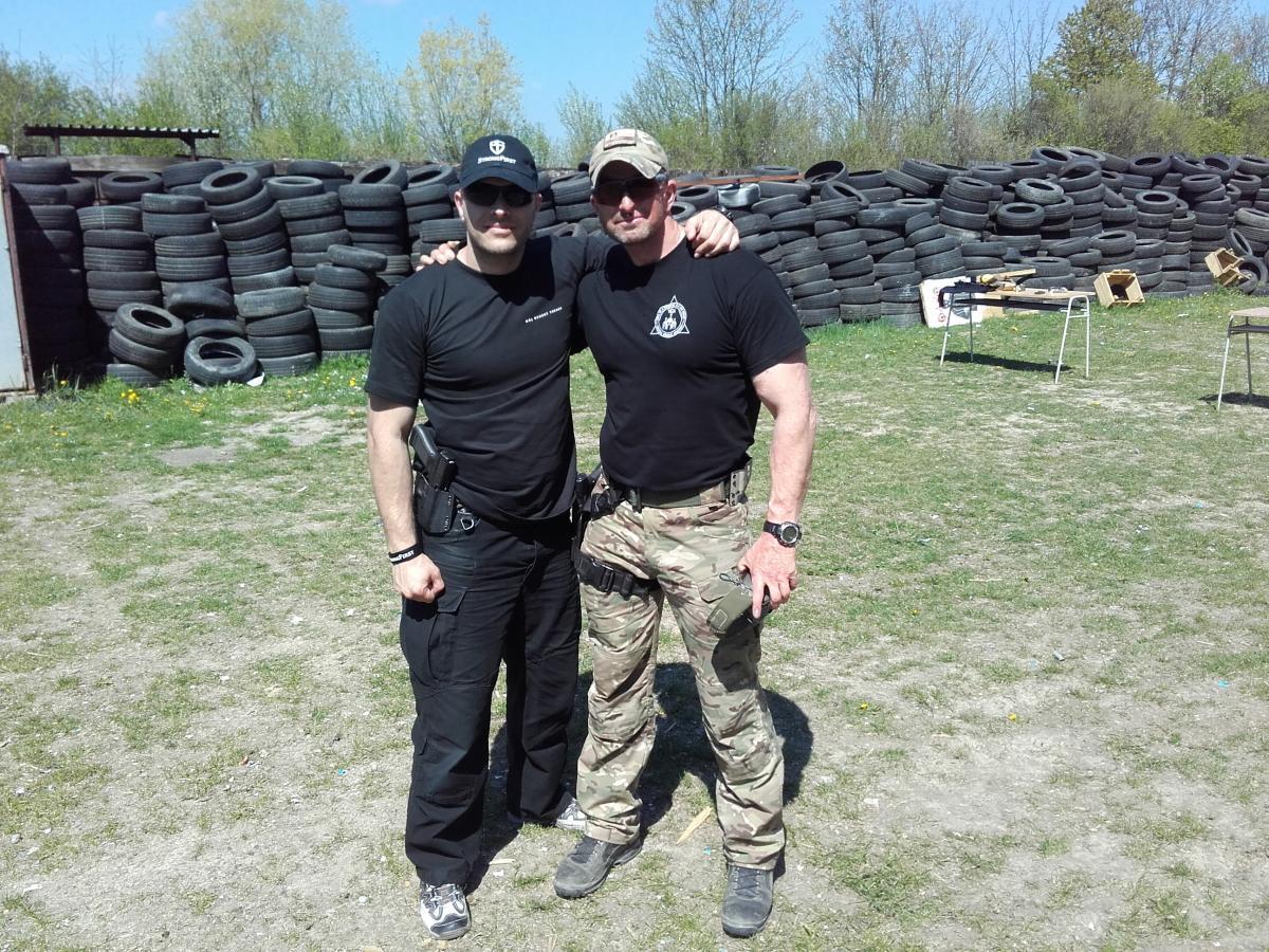 Kurz Pištoľ 1 - TCA - Michal Lakatoš a Gabriel Trojčák