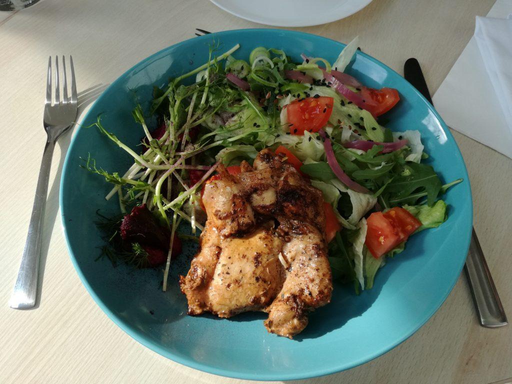 Zdravé a chutné jedlo