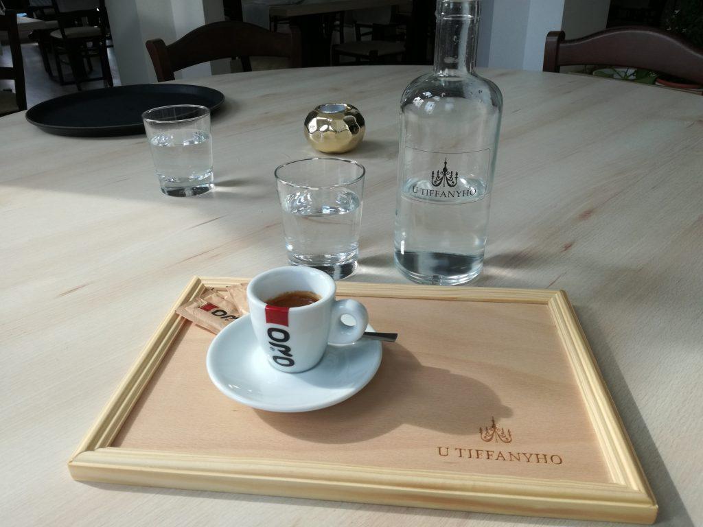 Káva U Tiffanyho
