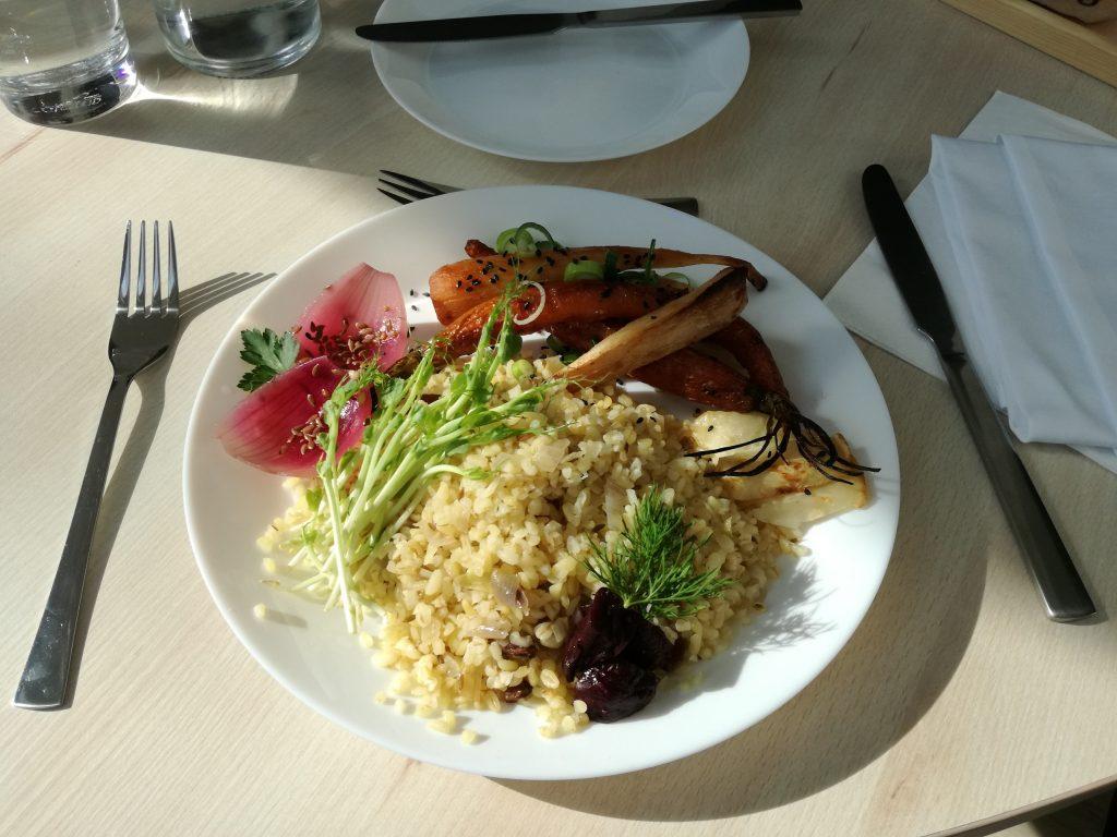 """Zdravé a chutné jedlo """"U Tiffaniho"""""""