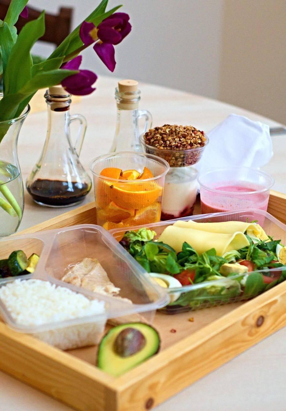 Zdravé a chutné jedlá až ku vám domov